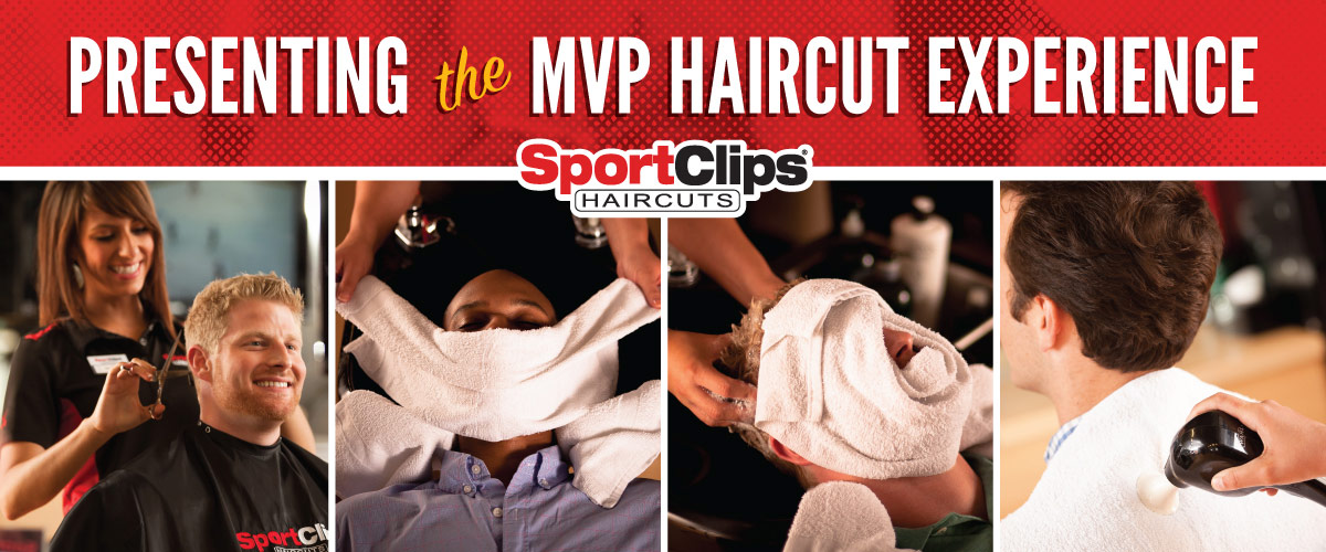 The Sport Clips Haircuts of Kenner - Veterans Blvd MVP Haircut Experience